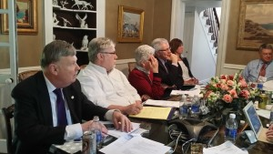 David L. Brown, Jim Hansen, Jean Lloyd-Jones, Rick Dickinson, Margaret McCaffery, Mark Rosenbury