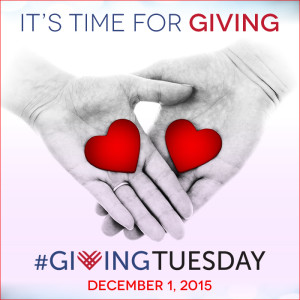 #GivingTuesday 2015-Its-Time-for-Giving