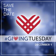 #GivingTuesday Save-the-Date_blue-PROFILE-image-size